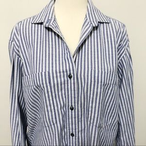 Patagonia Tops - Patagonia Lightweight Striped Button Down 19-0449